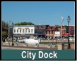 Downtown Historic Annapolis City Dock.  Click to enlarge.