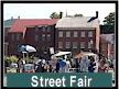 A Downtown Street Fair.  Click to enlarge.