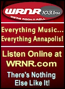 103.1 WRNR - Where Music Matters... Music News, Contests, Listen Live - and More at WRNR.com!  Click Here for 103.1 WRNR!