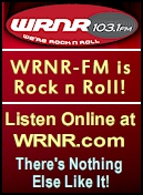 103.1 WRNR - Where Music Matters... Music News, Contests, Listen Live - and More at WRNR.com!  Click Here 